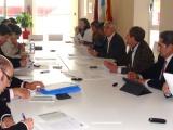 La Comisión Local de Empleo estudia estrategias para la reactivaciación del mercado laboral en el Mar Menor